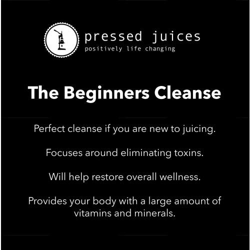Beginners Cleanse