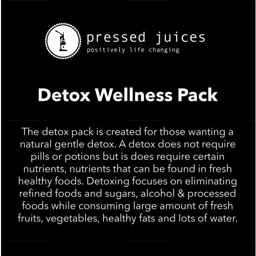 Detox Wellness Pack