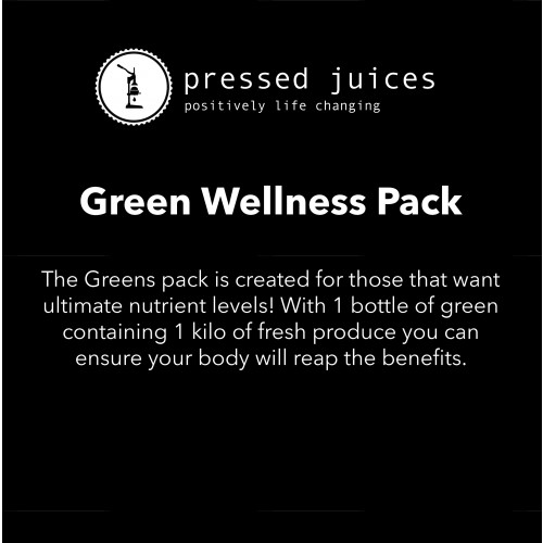 Greens Wellness Pack