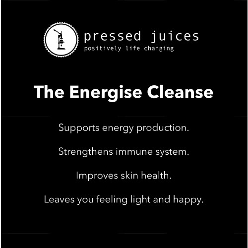 Energise Cleanse