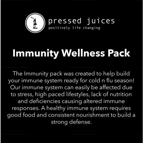 Immunity Wellness Pack
