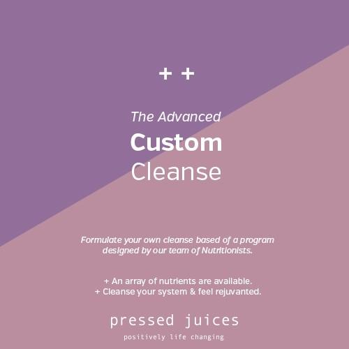 Advanced Custom Cleanse