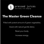 Master Green Cleanse