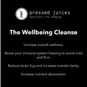 Wellbeing Cleanse